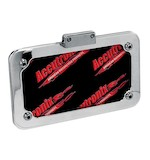 Accutronix LED Light License Plate Frame