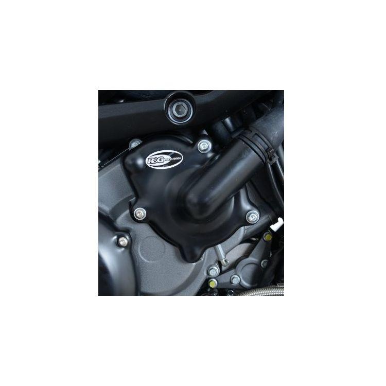 R&G Racing Water Pump Cover Aprilia Caponord 1200 / Dorsoduro 1200