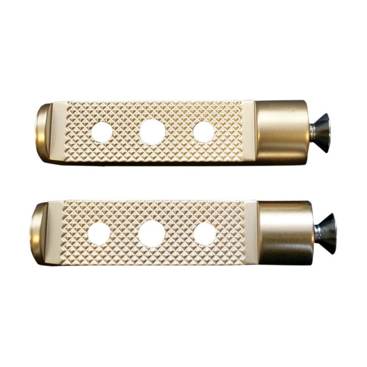 Drilled Pegs (Pair)