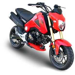 Hotbodies Custom Lower Fairing Honda GROM 2014