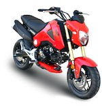 hotbodies custom lower fairing honda grom 2014 2015