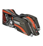 Drag Specialties Extended Saddlebag For Harley Touring 1993-2013