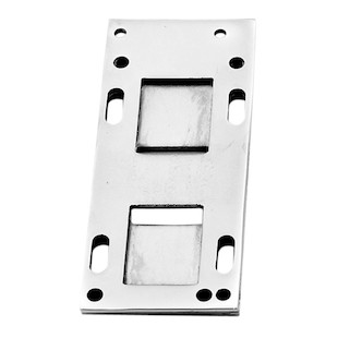 Paughco Transmission Mounting Plate For 4 Speed Harley