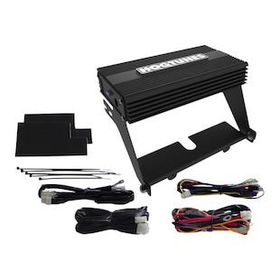 Hogtunes 200 Watt Amplifier Kit For Harley Touring 2000-2013