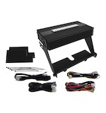 Hogtunes 200 Watt Amplifier Kit For Harley Touring 2000-2013