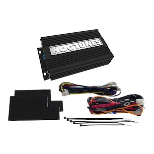 Hogtunes 200 Watt Amplifier Kit For Harley Touring With Factory Radio 1998-2013
