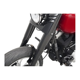 Drag Specialties Fork Slider Covers For Harley FL Softail / Touring 1984-2015