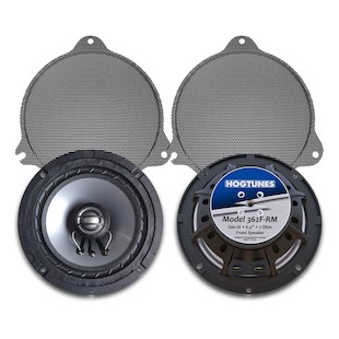 Hogtunes Gen 3 Speakers For Harley Touring Rushmore Bikes 2014-2017