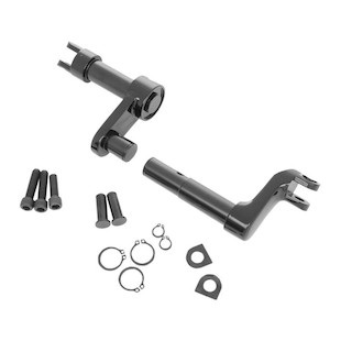 Drag Specialties Offset Clevis Footpeg Conversion Kit For Harley Sportster C/V/X 2011-2015