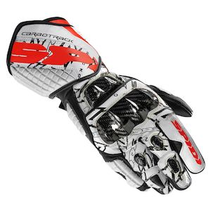 Spidi Carbo Track Dovi Replica Gloves