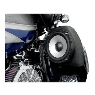 """Hogtunes 7"""" Woofer Kit For Harley Touring/Trike With Lowers 1998-2013"""