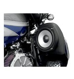 "Hogtunes 7"" Woofer Kit For Harley Touring/Trike With Lowers 1998-2013"