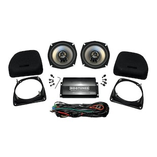 Hogtunes Lower Fairing Speaker Kit For Harley Touring 1998-2013