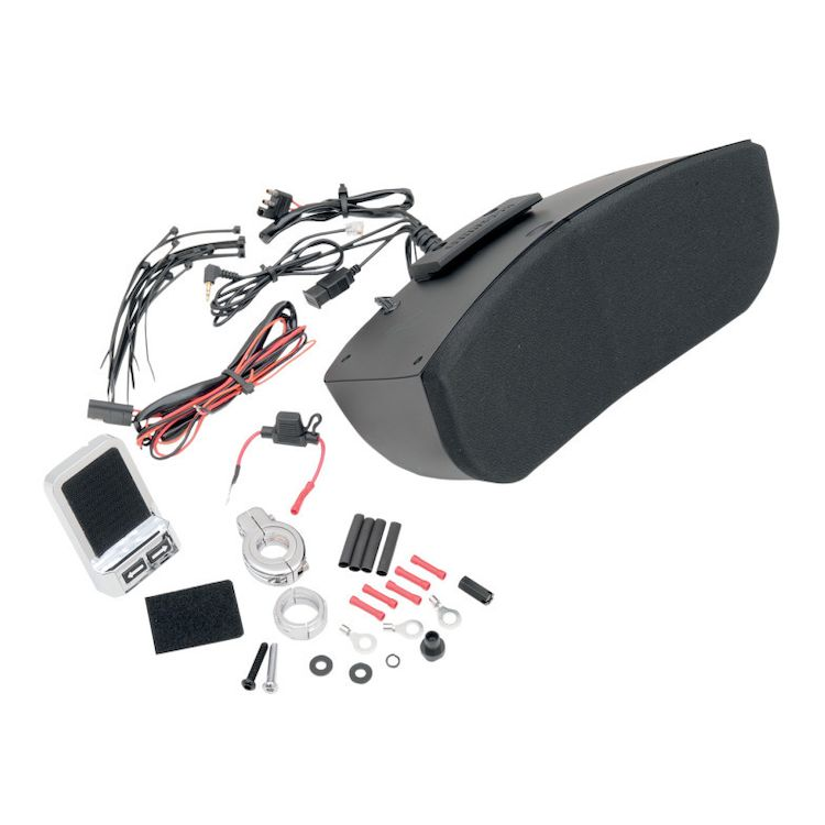 Hogtunes Speaker System For Memphis Shades Batwing
