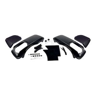 Hogtunes Speaker Lid Kit For Harley Touring 1998-2013
