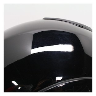Vemar Jiano EVO TC Helmet Gloss Black / LG [Blemished]