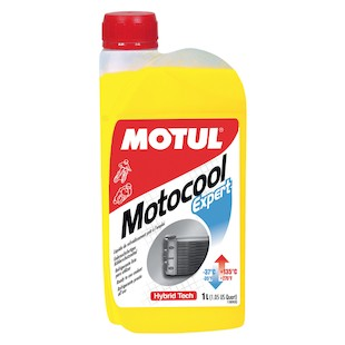 Motul Motocool Antifreeze Coolant