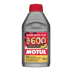 Motul RBF600 Racing Brake Fluid
