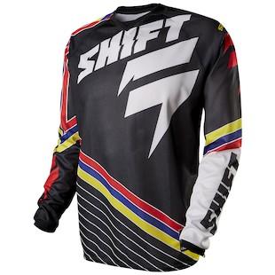 Shift Strike Stripes Jersey