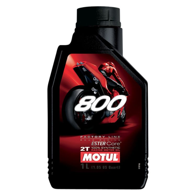 Motul 800 2T Road Racing Synthetic Engine Oil