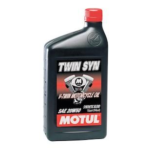 Motul Twin Synthetic Blend Motor Oil