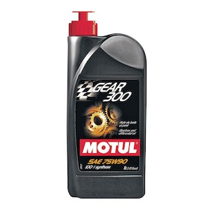 Motul Gear 300 Hypoid Synthetic Gearbox Oil