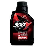 Motul 300V Synthetic Engine Oil