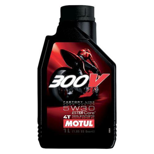 motul 300v synthetic engine oil - revzilla