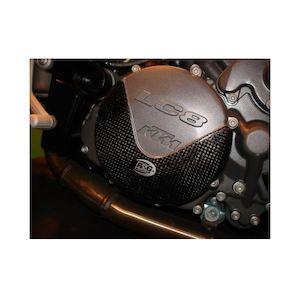 R&G Racing Carbon Fiber Clutch Cover KTM 990 Adventure / Super Duke