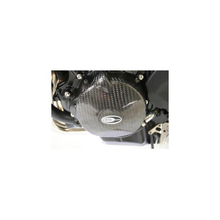 R&G Racing Carbon Fiber Stator Cover Triumph Daytona 675 / Street Triple / R