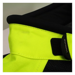 Olympia Avenger One Piece Mesh Suit Black/Neon Yellow / XL [Blemished]