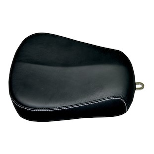 NYC Choppers Leather Pillion Pad For Harley Crossbones 2008-2011