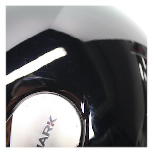 Shark Heritage Helmet Black / LG [Blemished]