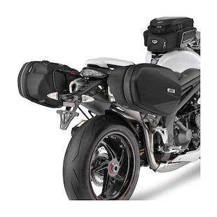Givi TE6402 Easylock Saddlebag Supports Triumph Speed Triple / R 2011-2015