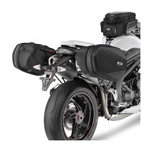 Givi TE6402 Easylock Saddlebag Supports Triumph Speed Triple/R 2011-2013