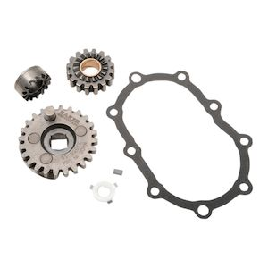 Baker Drivetrain Klassic Kicker Gear Set For Harley 4-Speeds