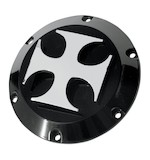 NYC Choppers Cross Derby Cover For Harley Sportster 2004-2018