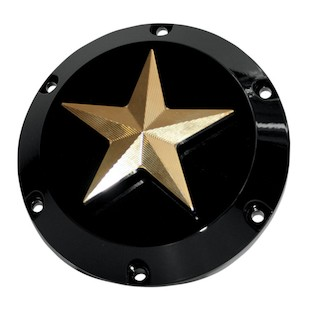 NYC Choppers Star Derby Cover For Harley Sportster 2004-2017