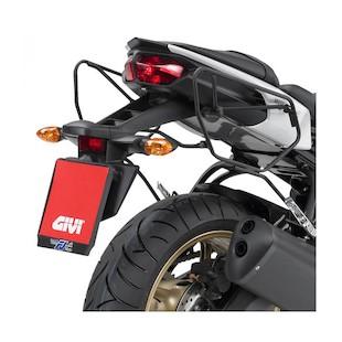 Givi TE366 Easylock Saddlebag Mount Yamaha FZ8 2011-2013