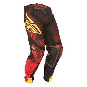 Fly Racing Dirt Lite Hydrogen Pants (28 (Short))