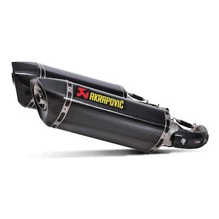 Akrapovic Slip-On Exhaust Ducati Monster 696 / 796 / 1100