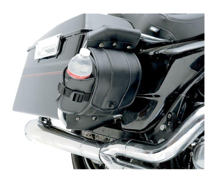 Saddlemen Cruis N Deluxe Saddlebag Guard Bags For Harley
