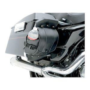 Saddlemen Cruis'n Deluxe Saddlebag Guard Bags For Harley Touring 1984-2013