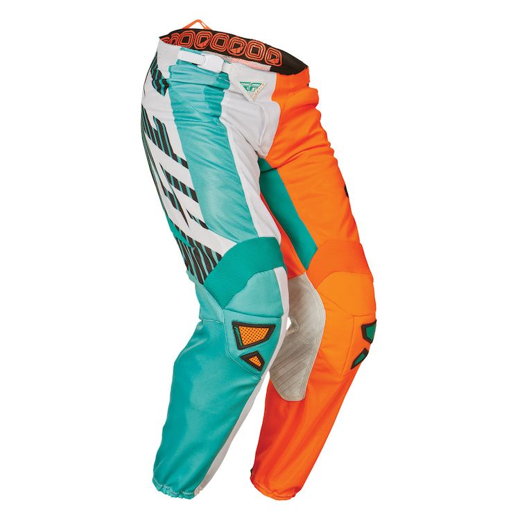 Teal/Hi-Viz Orange