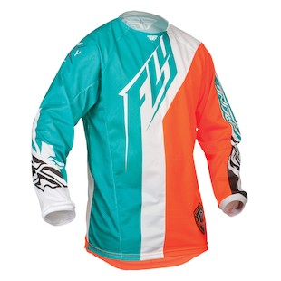 Fly Racing Kinetic Mesh Mainline Jersey