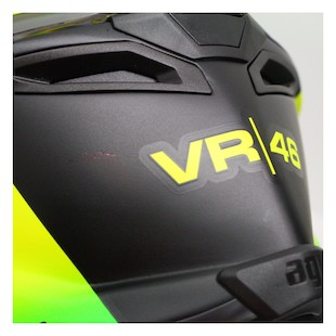 AGV Corsa Winter Test LE Helmet Yellow/Black/Grey / LG [Blemished]
