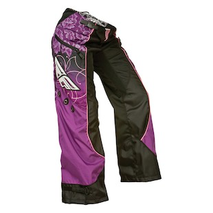 Fly Racing Womens Kinetic Overboot Pants