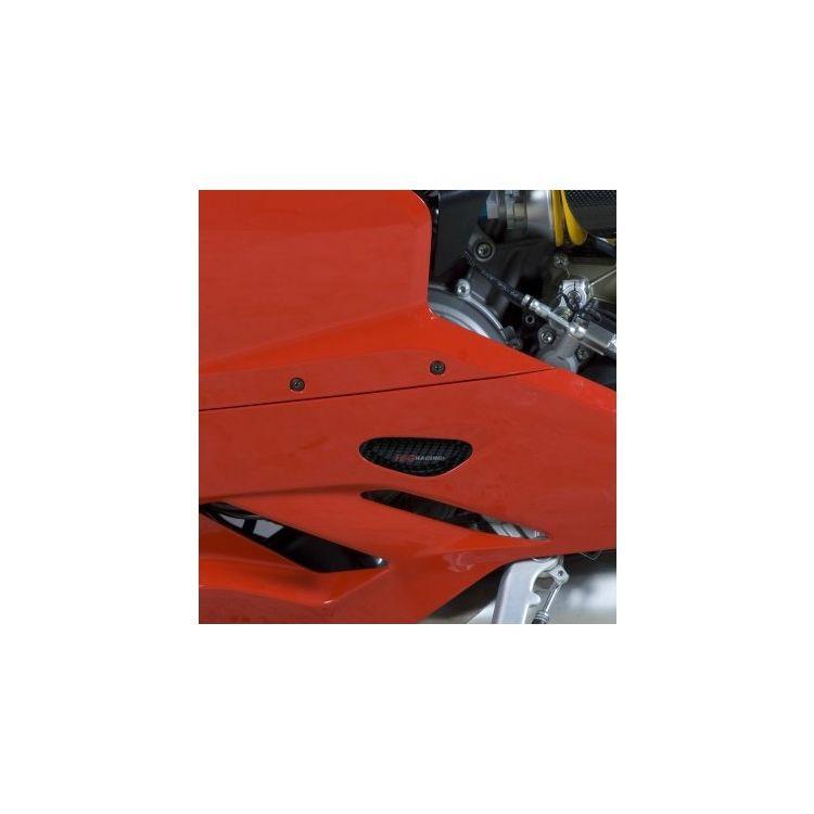 R&G Racing Carbon Fiber Stator Cover Ducati 899 / 959 / 1199 / 1299 Panigale