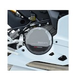 R&G Racing Carbon Fiber Clutch Cover Ducati 899 / 1199 / 1299 Panigale