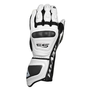 REV'IT! Jerez Gloves White / LG [Demo]